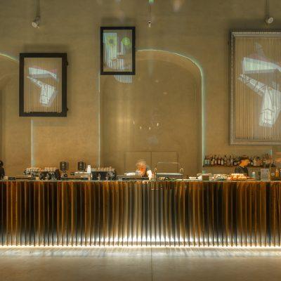 Snodo Pausa caffe - spazio - 1