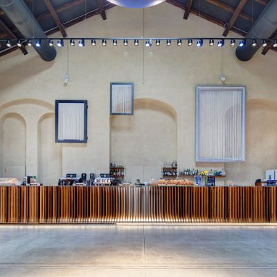 Snodo Pausa caffe - spazio - 2